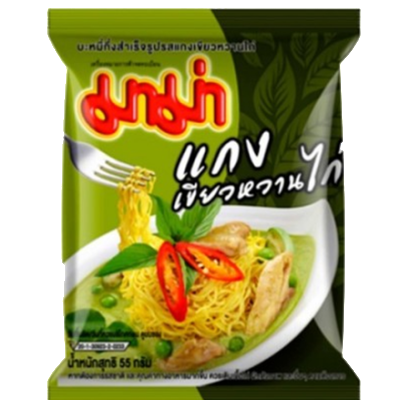 Mama-Green-curry-noodle