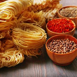 Grains & Noodles