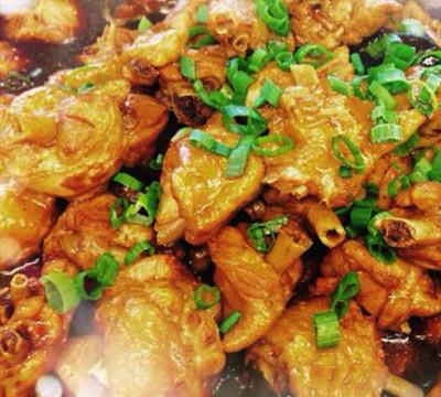 Chicken-with-Mushroom