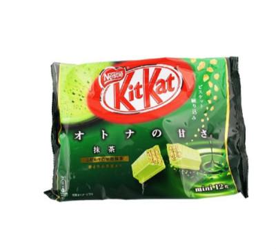 green tea kit kat1